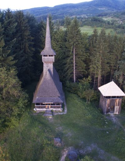 08 Sighetu Marmației Muzeul Satului (foto Peter Lengyel)