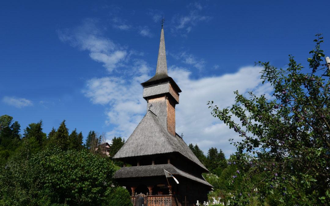 "Biserica de lemn ""Sfinții Arhangheli Mihail și Gavriil"" din Borșa"
