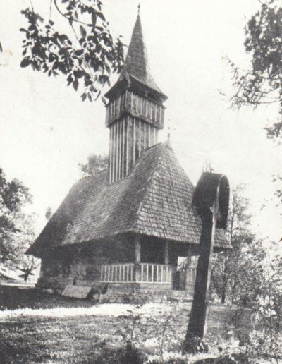 Mănăstirea (arhiva DJCMM)