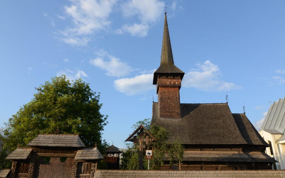 "Biserica de lemn ""Sfântul Nicolae"" din Bogdan Vodă"