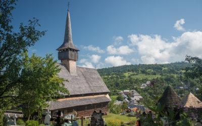 """Biserica de lemn """"Sfântul Nicolae"""" din Budești Susani"""