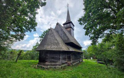 """Biserica de lemn """"Sfântul Nicolae"""" din Ferești"""