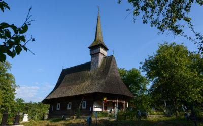 "Biserica de lemn ""Sfântul Nicolae"" din Glod"