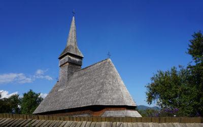 "Biserica de lemn ""Sfinții Arhangheli Mihail și Gavril"" din Hoteni"