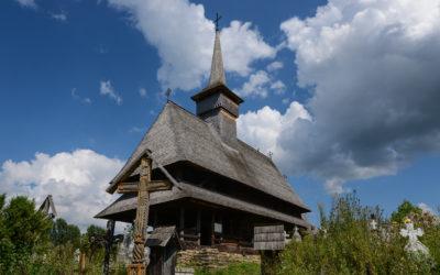 """Biserica de lemn """"Sfântul Nicolae"""" a Bulenilor din Săliștea de Sus"""