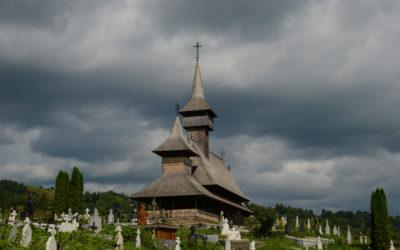 """Biserica de lemn """"Sfântul Nicolae"""" a Nistoreștilor din Săliștea de Sus"""