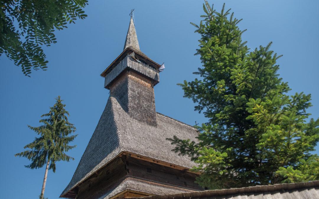 "Biserica de lemn ""Sfântul Nicolae"" din Sârbi Josani"