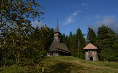 Biserica de lemn din Muzeul Satului Maramureșean Sighetu Marmației