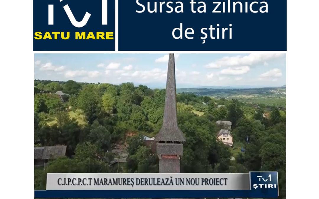 CJCPCT Maramureș derulează un nou proiect