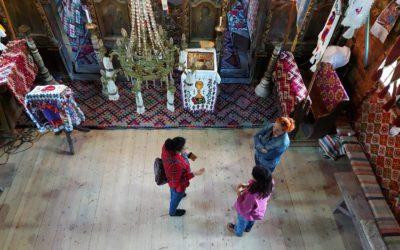 Mobilizare întru cercetare: redescoperim bisericile de lemn ale Maramureșului